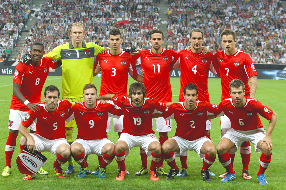 österreich fußball nationalmannschaft